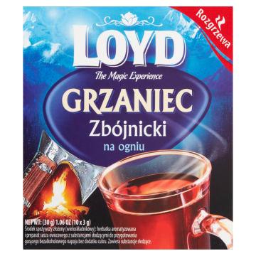 LOYD TEA Grzaniec Zbojnicki 30g