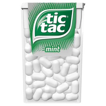 TIC TAC Drażetki o smaku miętowym 49g