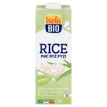 ISOLA BIO Napój ryżowy bezglutenowy BIO 1l