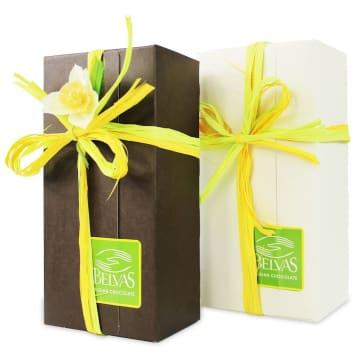 BELVAS Belgijskie czekoladki prezentowe BIO Fair Trade 200g