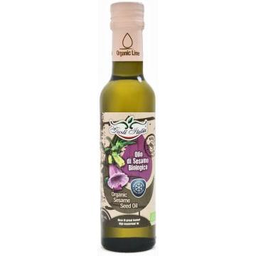 GUSTI ITALIA Olej sezamowy tłoczony na zimno BIO 250ml