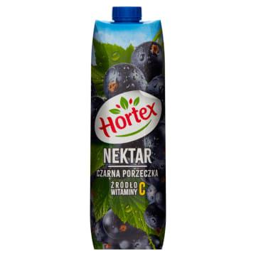 Hortex - Nektar z czarnych porzeczek. Zdrowy nektar zbawienny dla zdrowia.