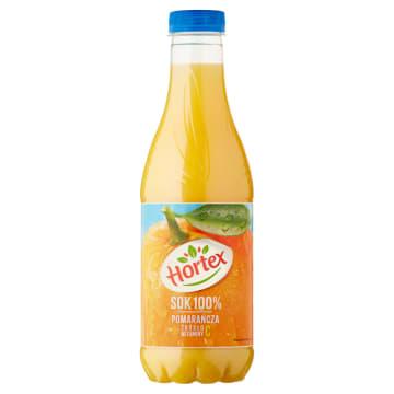 HORTEX Sok 100% Pomarańcza 1l
