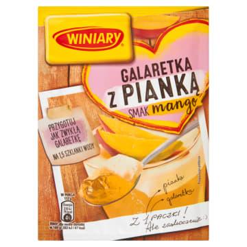 WINIARY Galaretka z pianką mango 72g