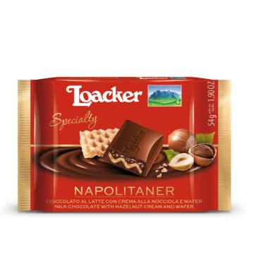 LOACKER Specialty Czekolada orzechowa 55g