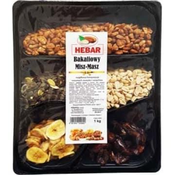 HEBAR Bakaliowy misz-masz 1kg