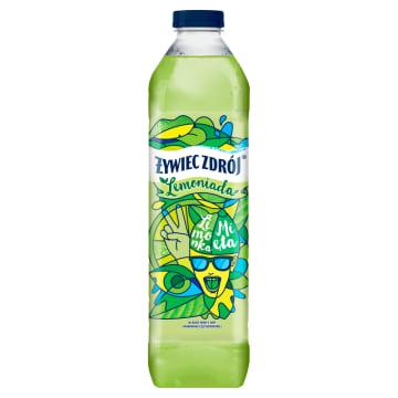 ŻYWIEC ZDRÓJ Lemoniada Limonka & Mięta 1.5l