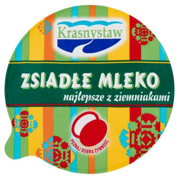 Zsiadłe mleko - Krasnystaw