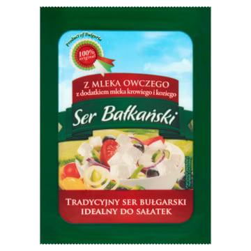 Ser bałkański z mleka owczego - East Dairy. Oryginalny ser szopski prosto z Bułgarii.