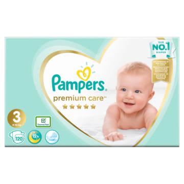 Pieluchy Rozmiar 3 - Pampers Premium Care to najlepszy wybór dla każdego malucha.