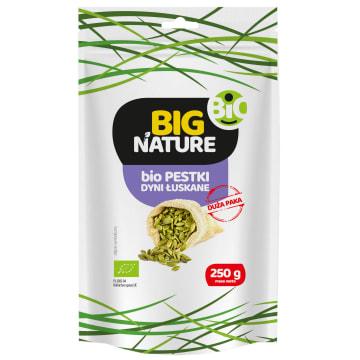BIG NATURE Pestki dyni BIO 250g