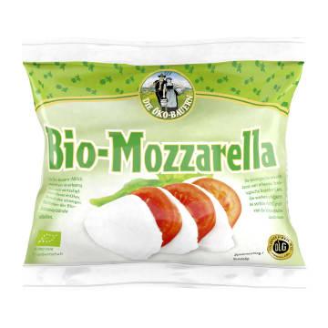 DIE ÖKO-BAUERN Ser Mozzarella 45% tł. BIO 125g