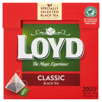 LOYD TEA Herbata czarna 20 torebek 40g