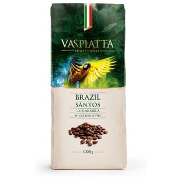VASPIATTA BRAZIL Santos Kawa ziarnista 100% Arabica 1kg