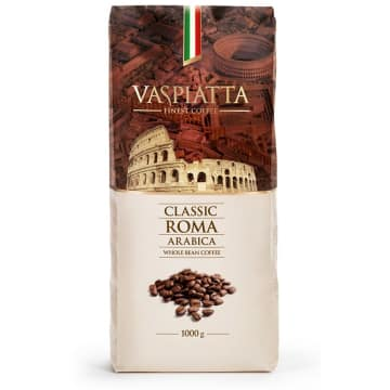 VASPIATTA CLASSIC Roma Kawa ziarnista 1kg