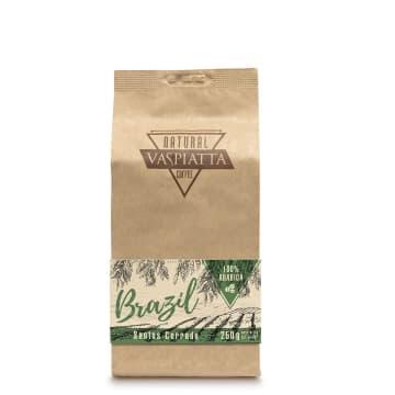 VASPIATTA NATURAL Brazil Kawa Santos Cerrado 100% Arabica 250g