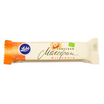 LUBS Marcepan z miodem bez czekolady BIO 40g