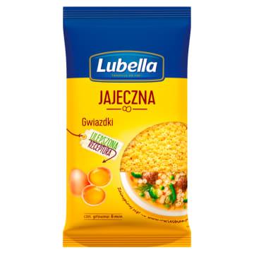 LUBELLA Jajeczna Makaron gwiazdki 250g