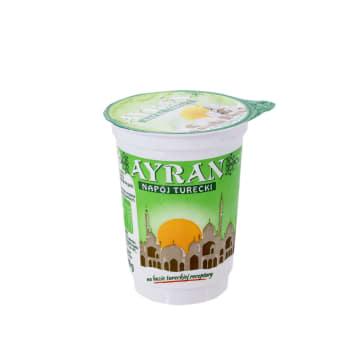 Napój turecki Ayran - Candia. Oryginalny turecki napój na bazie jogurtu.