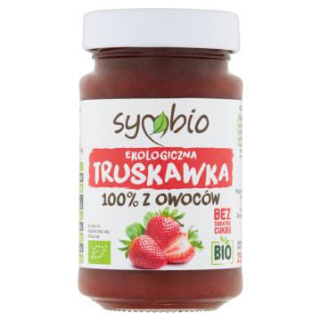 SYMBIO Truskawka 100%  z owoców EKO 250g