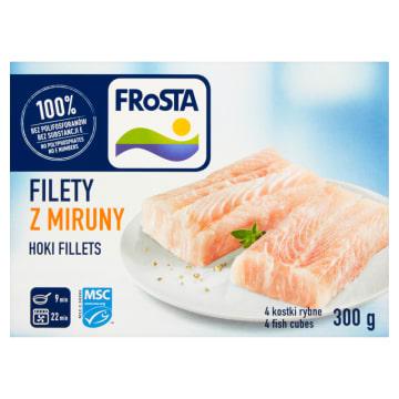 FROSTA Filety z miruny 4 szt. 300g