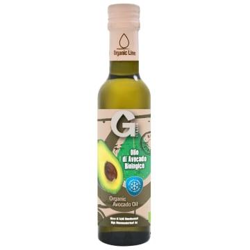 GUSTI ITALIA Olej z awokado tłoczony na zimno BIO 250ml