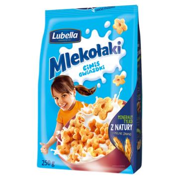 Gwiazdki cynamonowe, płatki śniadaniowe 250g - Lubella Mlekołaki