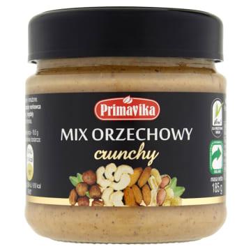 PRIMAVIKA Mix orzechowy crunchy 185g
