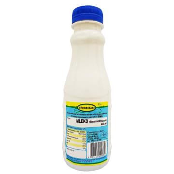 ZIEMBIŃSKI Mleko świeże nienormalizowane 400ml
