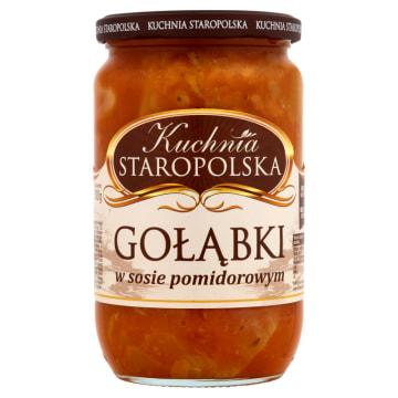Gołąbki W Sosie Pomidorowym Kuchnia Staropolska Friscopl