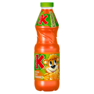 Kubuś - Sok marchew jabłko pomarańcza to pyszny napój z najwyższej jakości składników.