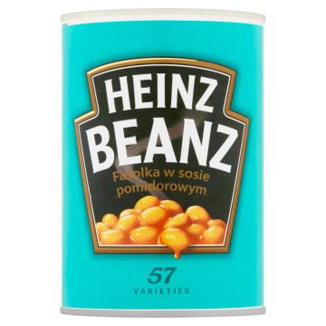 Fasolka w sosie pomidorowym - Heinz