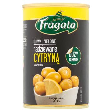 FRAGATA Oliwki nadziewane cytryną 300g