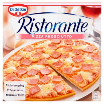Pizza mrożona - Dr. Oetker to gwarancja najlepszej jakości i pysznego smaku.