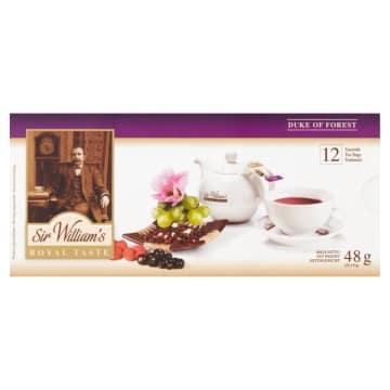 SIR WILLIAM'S ROYAL TASTE Herbata Duke of Forest 12 saszetek 48g