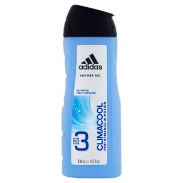 Żel pod prysznic Climacool - Adidas. Relaksuje i odświeża, delkatnie oczyszczając skórę.