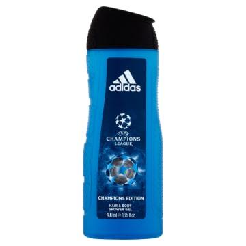 ADIDAS Żel pod prysznic dla mężczyzn UEFA Champions League 400ml