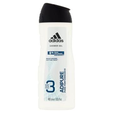 ADIDAS Żel po prysznic dla mężczyzn do ciała, włosów i twarzy 400ml