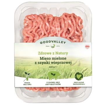 GOODVALLEY Zdrowe z Natury Mięso mielone z szynki wieprzowej 400g