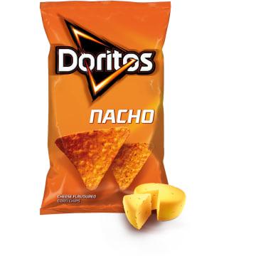 DORITOS Nacho Chipsy kukurydziane o smaku serowym 100g