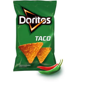 DORITOS Taco Chipsy kukurydziane pikantne 100g