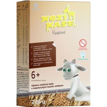 GOLDIM Kaszka mleczna z kozim mlekiem pszenna po 6. miesiącu życia 225g