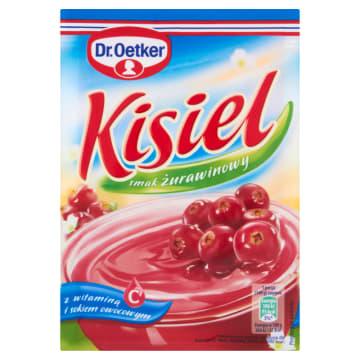 DR. OETKER Kisiel żurawinowy 38g