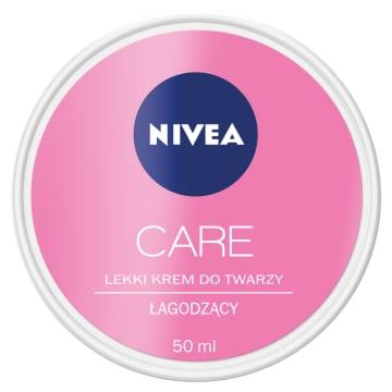 NIVEA Care Lekki krem łagodzący 50ml