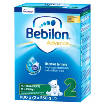 BEBILON 2 Mleko modyfikowane z Pronutra-Advance po 6 miesi±cu