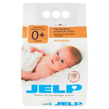 JELP 0+ Hipoalergiczny proszek do prania do kolorów