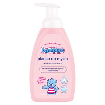 BAMBINO Pianka do mycia dla dzieci