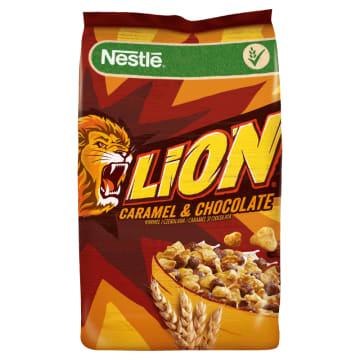 NESTLÉ P³atki Lion