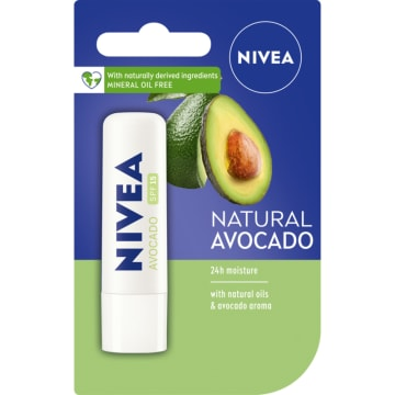 NIVEA Pielêgnuj±ca pomadka do ust Avocado 4,8 g