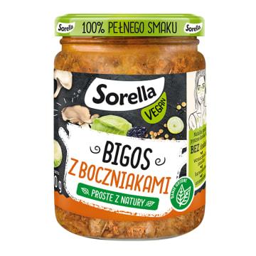 SORELLA Bigos z boczniakami